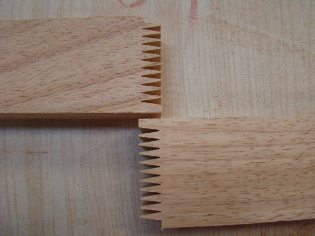 pine finger joint board for furniture use