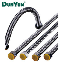 Stainless Steel Corrugated Metal Pipe Flexible Hose For Water