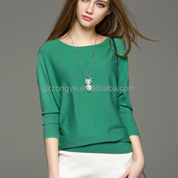 New fastion designs customize ladies blouse long sleeve ladies blouses