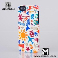 2014 custom printed hard plastic case cover for iphone 5 5s,custom design plastic case accessories for iphone5