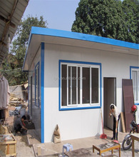 construction of prefabricated houses easy assembly prefab house