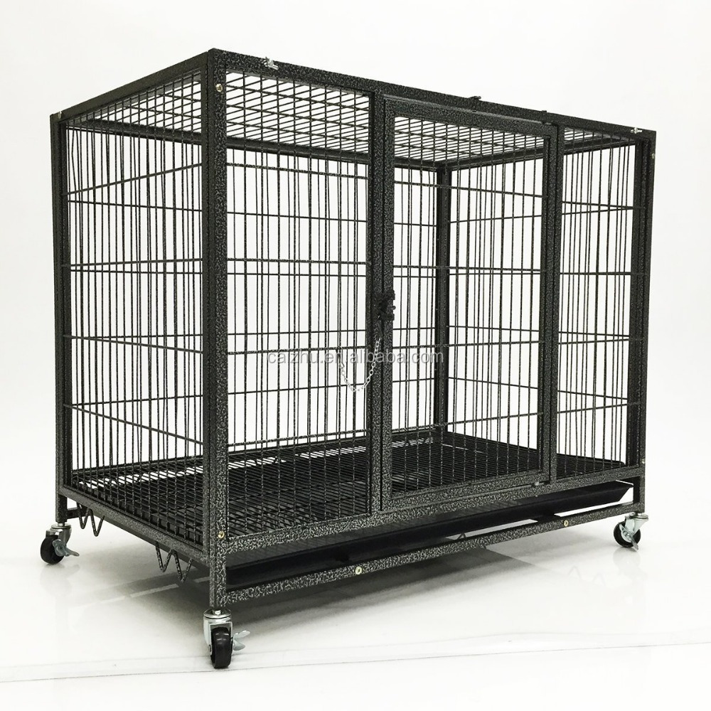 Heavy Duty Metal Dog Pet Cage Stand