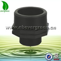 7302 PP male reducing nipple for irrigation system pipe