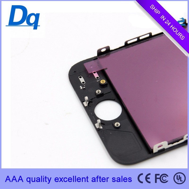 2017 top sale lcd with touch for apple for iphone 5 lcd screen phone parts