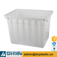best selling products large thickened white plastic water tank fish aquatic container