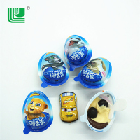 2018 Hot sale wholesale kids surprise chocolate egg with toy