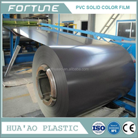 Grey or Other Color PVC Sheet in Big or Small Roll