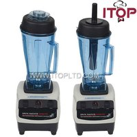 Traditional electric commercial smoothie blender