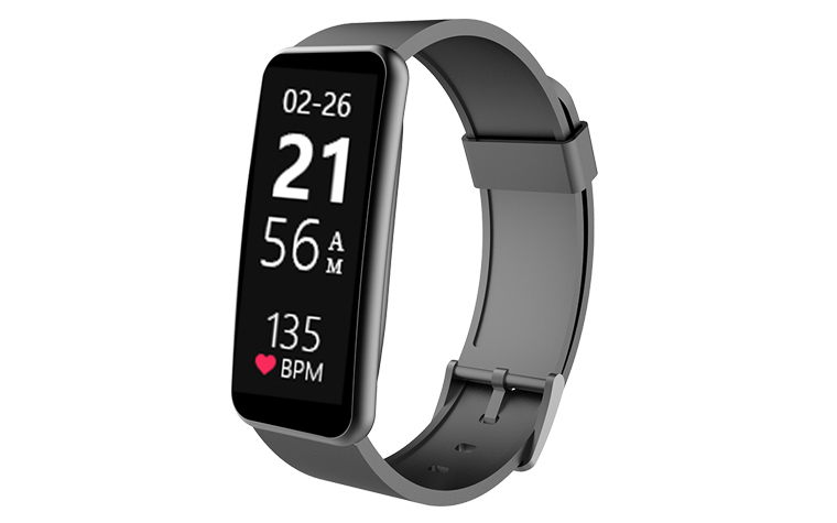 2017 APPSCOMM Smart Watch Waterproof activity Tracker with Heart Rate Monitor for Android 4.3 and IOS 8