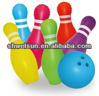2014 New Design Inflatable Bowling Pin