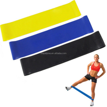 5 piece/set Yoga resistance band Fitness Equipment for man and women made in china