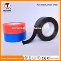 0.12 mm to 0.22 mm thickness adheisve pvc electrical tape