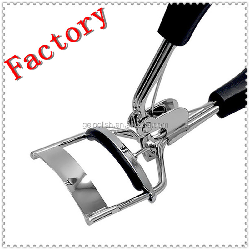 Factory price eyelash curler black