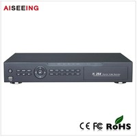Firmware updatable PTZ control 32CH dvr h264 cms free software