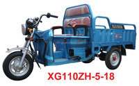 110cc Chinese Three Wheel Motor Scooter/Trike Scooter/Tricycle/Motorcycle/Car/Vehicle XG110ZH-5-18