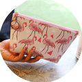 Professional Canvas Makeup Bag