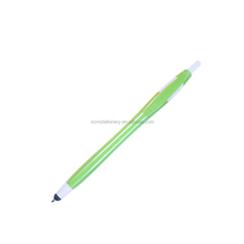promotional customized pen and stylus ball pen refill promotional pen