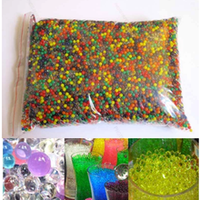 Aromatic crystal Water Beads crystal soil factory 2.5-3mm dry beads