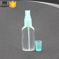 different design wholesale pet 50ml plastic spray bottle