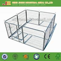 80x80cm 8 panels heavy duty pet puppy playpen exercise enclosure