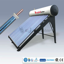 Integrative Home Use Solar Hot Water