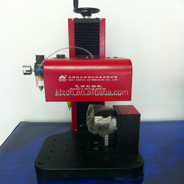 Copper Marking Machine Cylindrical Copper pipe engraving machine