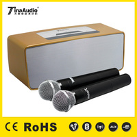 Powerful audio karaoke sound equipment