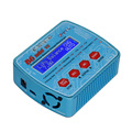 HTRC New iMax B6 Mini V2 70W Digital RC Battery Balance Charger PB Lipo Lihv LiIon LiFe NiCd NiMH Smart Battery Discharger