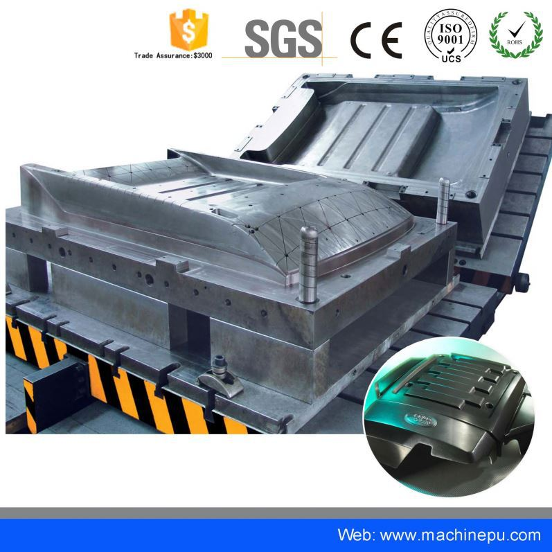 Wholesle foam injection plastic mold plastic shell pool