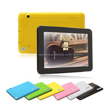 7 inch phablet A23 2G dual SIM dual core mid tablet pc Android 4.4 front/rear cameras wifi bluetooth 512MB/4G