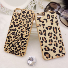 Mobile Phone Cover Case Leather Genuine Horsehair Phone Case For Iphone5