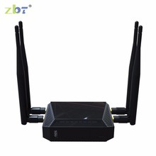 Top Quality 4g LTE wifi router support openwrt wireless wifi portable lte 3g 4g router with sim card slot