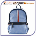 wholesale children school bag blue denim backpack