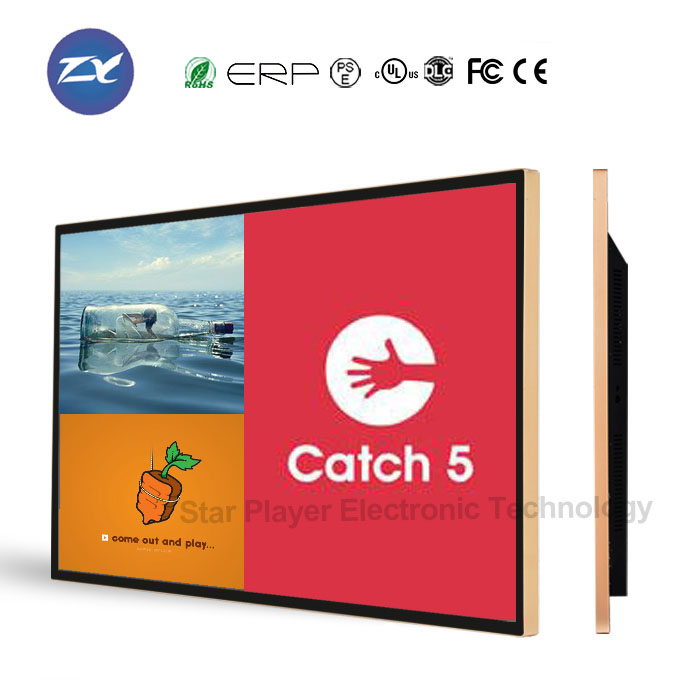 Manufacture Full HD 65inch LCD electrical panel board for <strong>advertising</strong>
