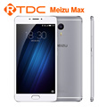 Original EU Specs Meizu M3 Max international version 3G RAM 64G ROM Grey Mobile phone