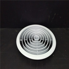 HVAC system stainless steel air outlet circle air diffuser
