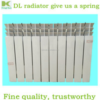Die-casting central heating hot water custom aluminum radiator for bolier for home made in Hebei