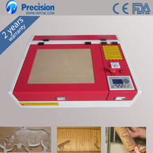 co2 40w mini laser engraver cutter 4040