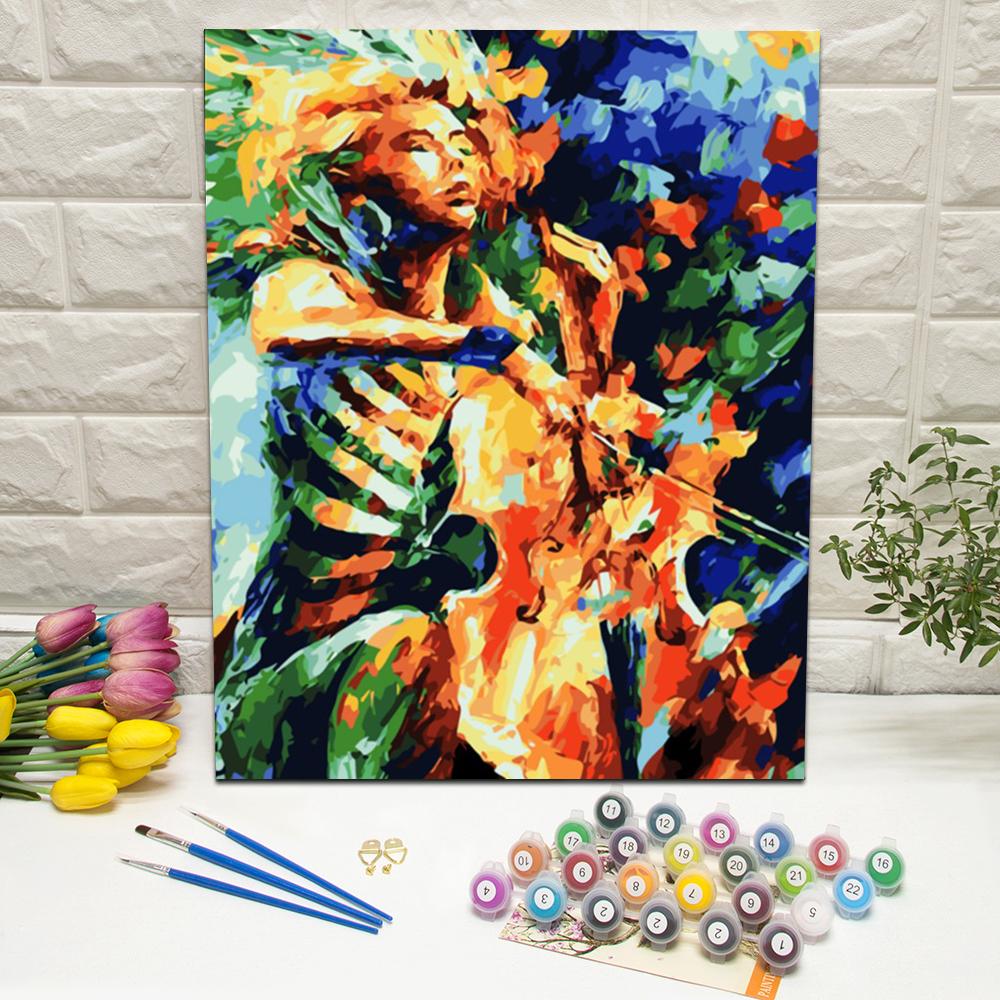 Venta Al Por Mayor Figuras Abstractas Para Pintar Compre Online Los