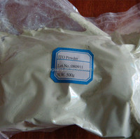 indium tin oxide ITO powder in yellow and blue color