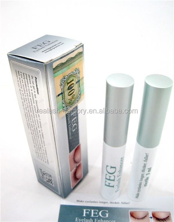 Eyelash growth serum lash lift curling mascara private label