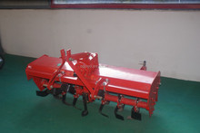 Tractor rotary tiller in cultivators