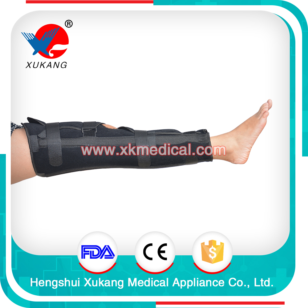Knee Immobilizer support, Knee Pads Protector Guard Protective Gear Knee Brace
