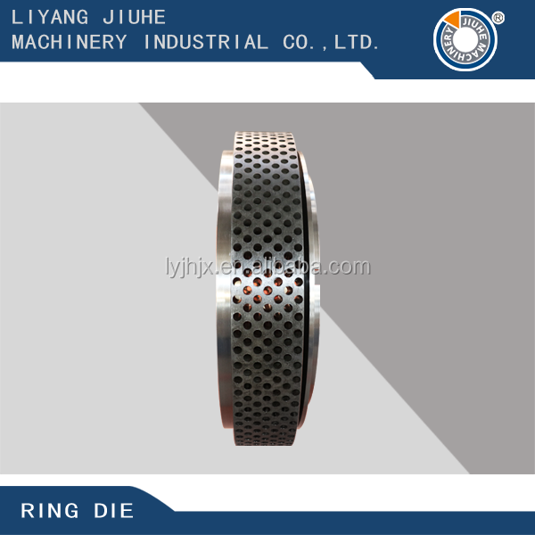 Spare Parts ring die for wood pellet briquettes making machine