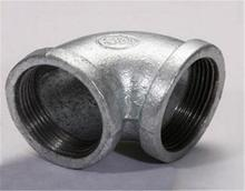 black/galvanized tube socket/elbows/bends/tees malleable iron pipe fitting for gas or oil
