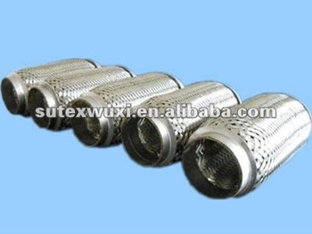 Muffler exhaust bellow for Hummer
