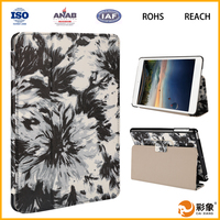 Factory Customized 12.9 Inch PU Leather Stand Tablet Case For iPad Pro Cover