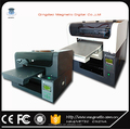 A3 8 Color Digital UV Flatbed Printer Eco-Solvent Price Digital T Shirt Printing Machine price