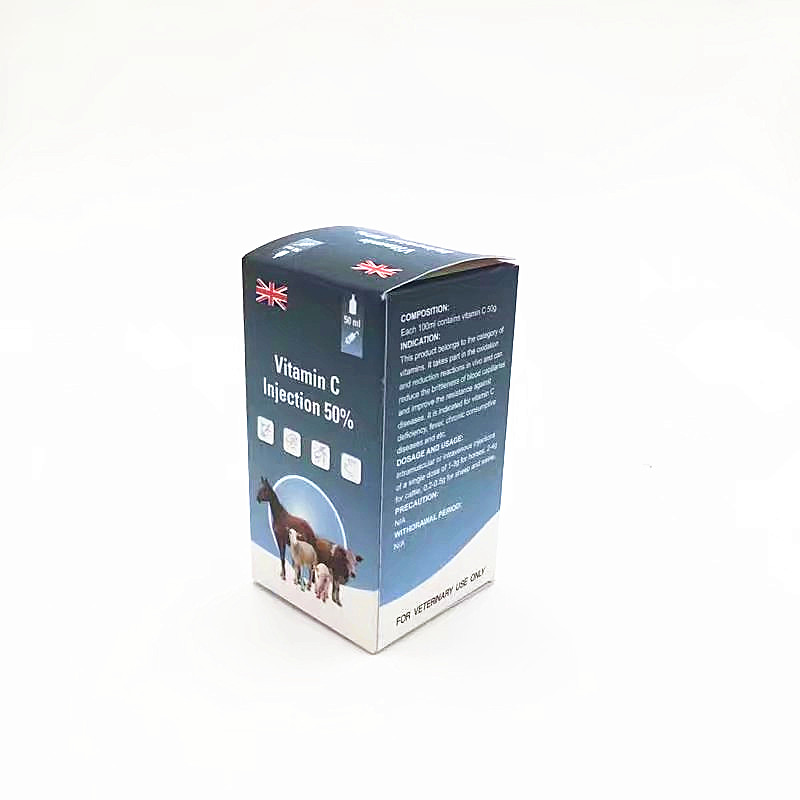 factory price injection b12 d3 a e c high vitamin c for animals