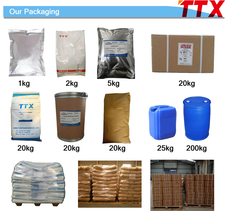Dairy premix feed artificial flavor concentrate powder